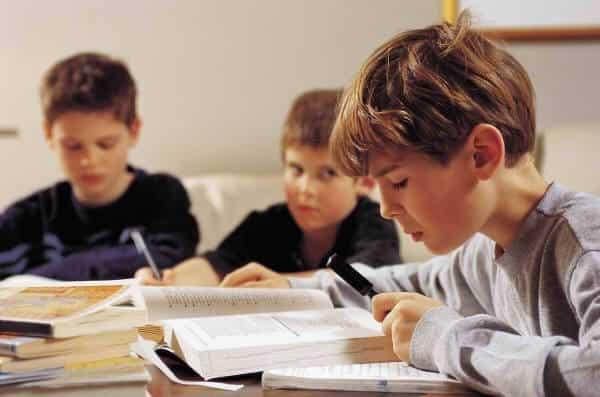 Đánh giá học lực của con bạn đến đâu