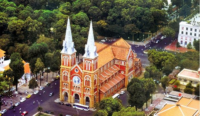 Nhà thờ Đức Bà - Biểu tượng của Sài Gòn