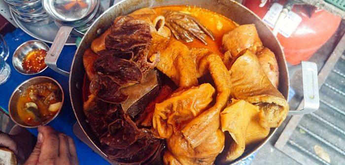 Những món ăn và địa chỉ ăn ngon nổi tiếng ở Sài Gòn