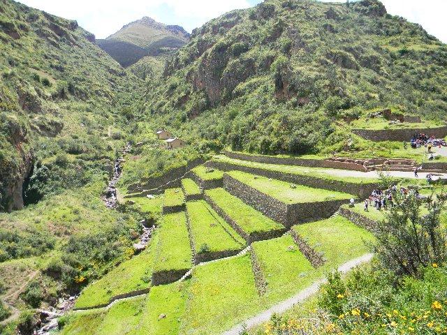 Pù Luông đẹp tuyệt vời những ruộng bậc thang xanh mướt