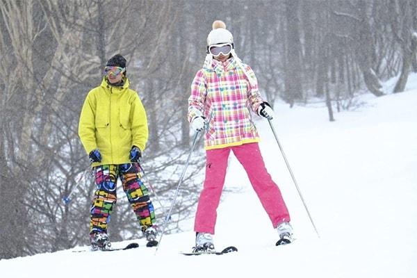 Trải nghiệm môn thể thao trượt tuyết tại Nhật Bản