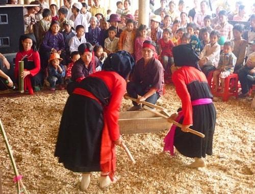 Lễ hội tại Ngòi Tu