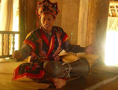 Nét đẹp văn hóa tại Ngòi Tu