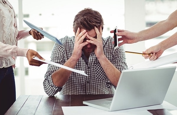 Những cách để loại bỏ căng thẳng trong cuộc sống 2