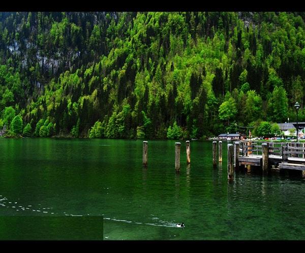 Hồ Chóp Dù
