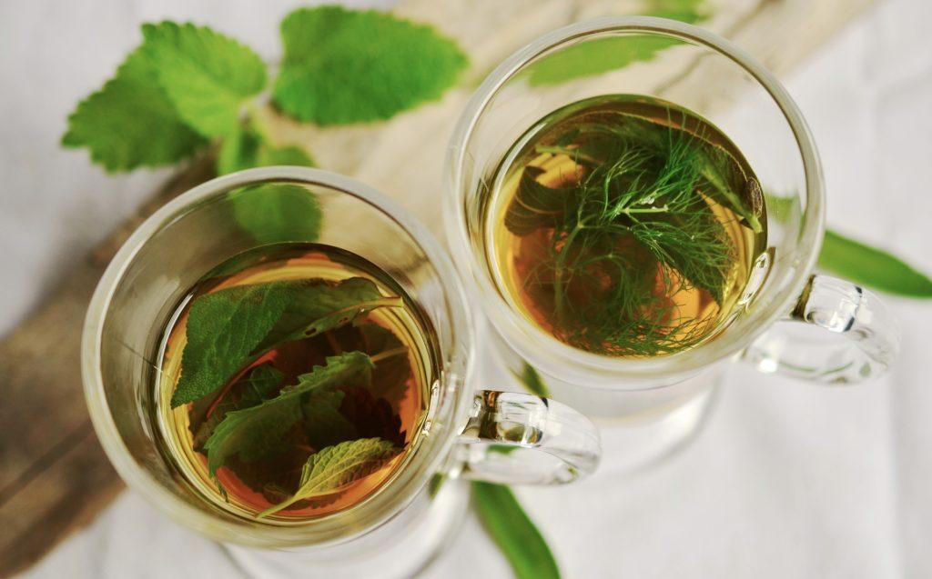 mặt nạ chống lão hóa từ trà xanh