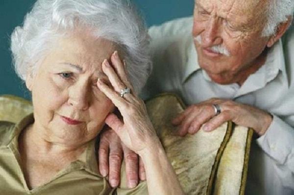 Các giai đoạn của bệnh Alzheimer 1