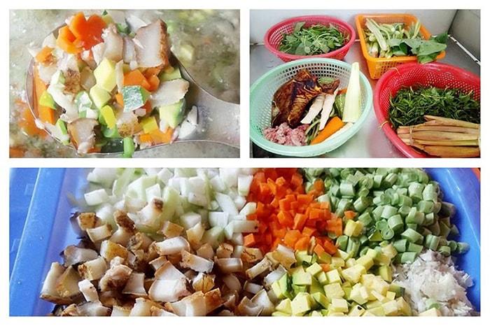 Canh Bon - Món ăn đặc sản độc đáo của Điện Biên