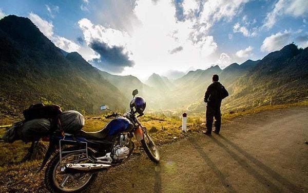 Phượt Tây Bắc bằng xe máy