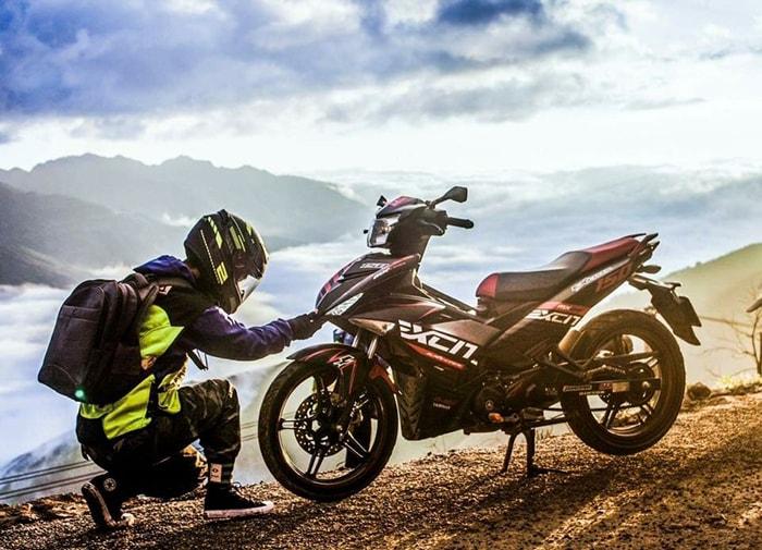 Phượt Điện Biên tự túc bằng xe máy