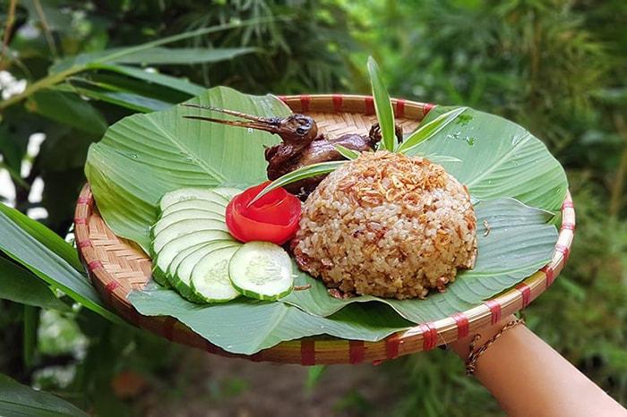 Đặc sản xôi chim Mường Thanh, Điện Biên