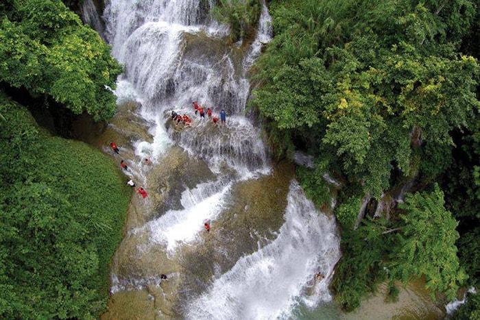 Cửu thác Tú Sơn, Hòa Bình