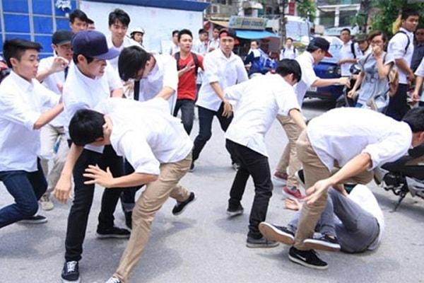Môi trường, gia đình, xã hội với bạo lực ở thanh thiếu niên 1