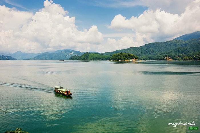 Hồ Thung Nai, Hòa Bình