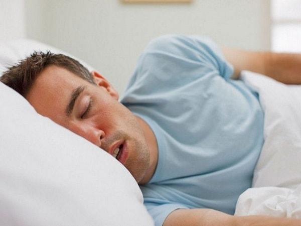Dấu hiệu nhận biết và cách xử lý chứng ngưng thở khi ngủ 1