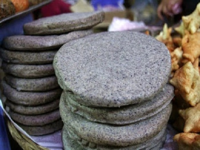 Bánh tam giác mạch – Đặc sản Hà Giang