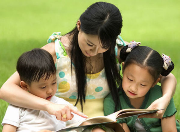 Trẻ thường thắc mắc về việc bạn sẽ yêu ai nhiều hơn trong số các con