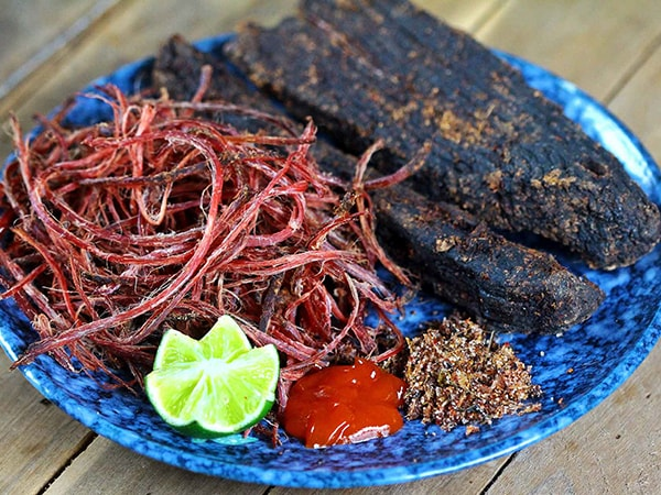 Thịt trâu gác bếp - Đặc sản nổi tiếng ở Sapa
