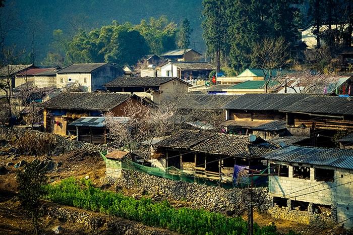 Ngủ tại một bản làng xa xôi ở Hà Giang