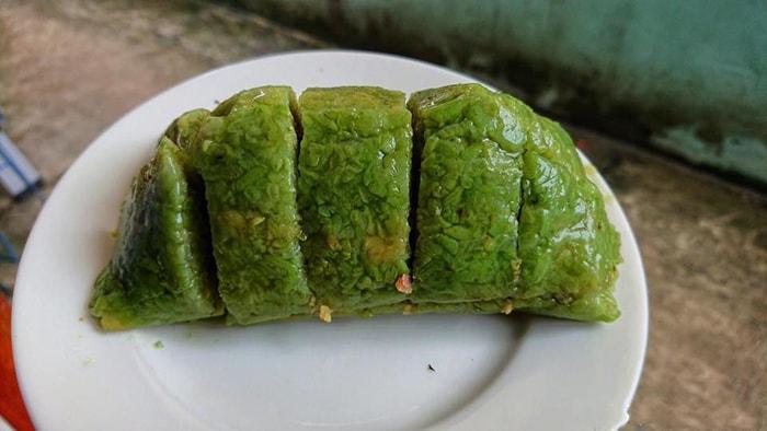 Đặc sản bánh chưng gù Hà Giang