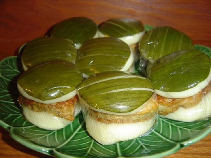 Bánh dày đặc sản của Sapa
