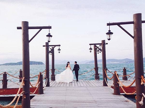 Khu nghỉ dưỡng Diamond Bay Resort Nha Trang