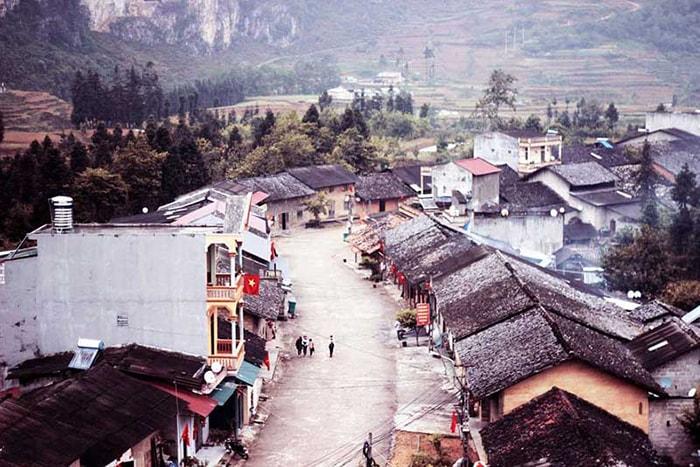 Thị trấn Phó Bảng - Hà Giang