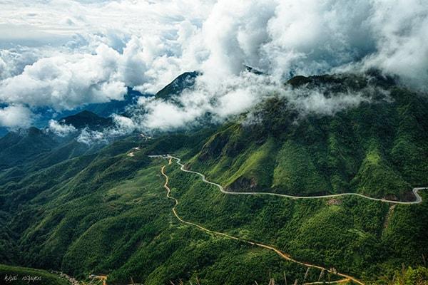 Đèo Ô Quy Hồ là 1 trong Tứ đại đỉnh đèo ở Tây Bắc