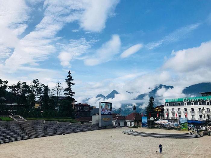 Quảng trường Sapa
