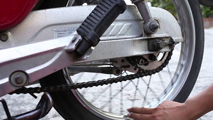 Kiểm tra, bảo dưỡng xe cẩn thận trước khi đi phượt Điện Biên