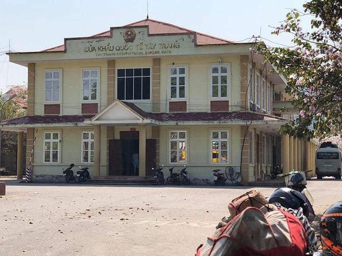Cửa khẩu quốc tế Tây Trang