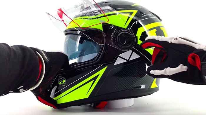 Lựa chọn mũ bảo hiểm chất lượng tốt khi đi phượt Điện Biên bằng xe máy