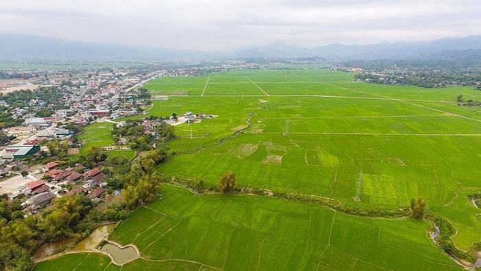Cánh đồng Mường Thanh - Cánh đồng lớn nhất ở Tây Bắc