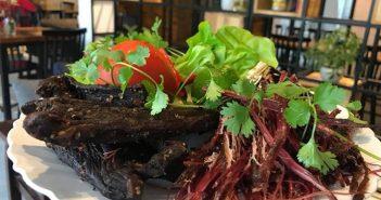 Đến với Điện Biên, đừng bỏ qua đặc sản Thịt trâu gác bếp! 1