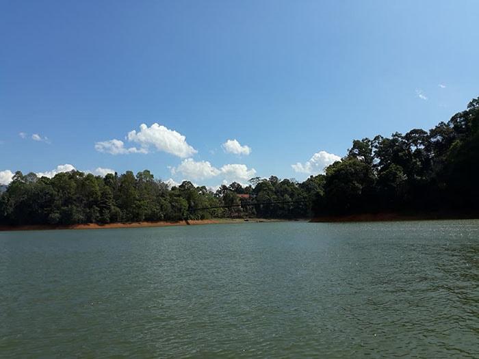 Vẻ đẹp của hồ Pá Khoang, Điện Biên