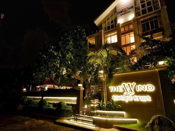 Hình ảnh Vungtau Intourco Resort về đêm