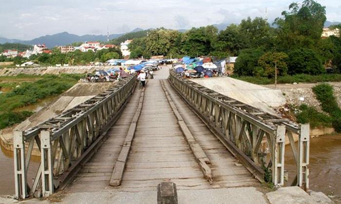 Di tích lịch sử cầu Mường Thanh
