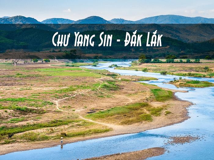 Nóc nhà miền TrungChư Yang Sin, Đắk Lắk