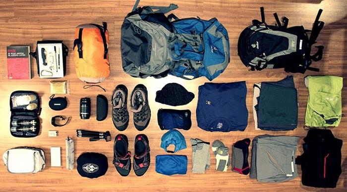 Những đồ dùng cần chuẩn bị khi trekking núi Lảo Thẩn