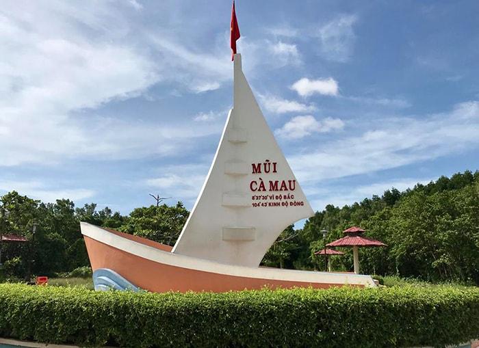 Cực Nam Mũi Cà Mau