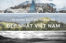 Những cung đường trekking được yêu thích nhất Việt Nam