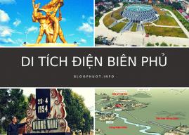 17 địa điểm lịch sử trong quần thể di tích Điện Biên Phủ