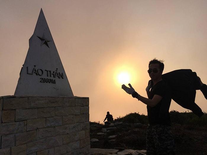 Trekking Lảo Thẩn (Hâu Pông San)