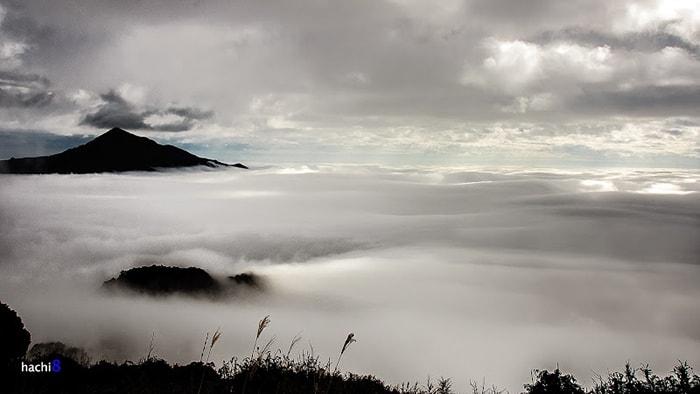 Đỉnh Lảo Thẩn nhìn từ Nhìu Cô San