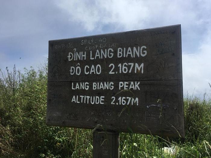 Đỉnh Lang Biang - Đà Lạt