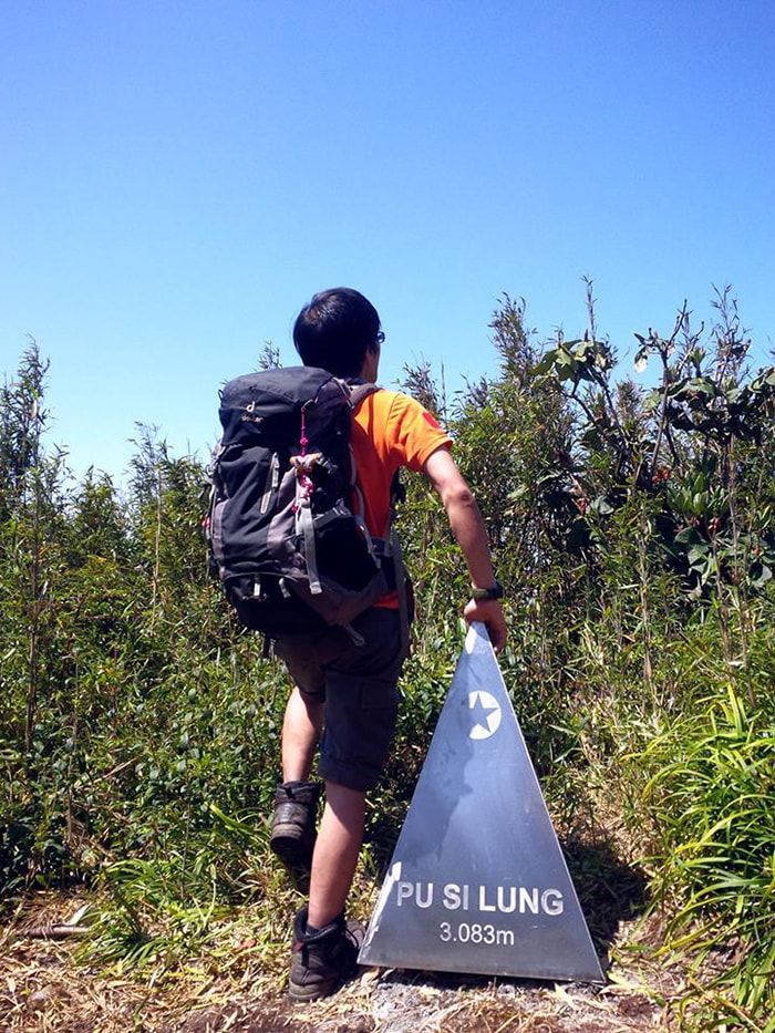 Trekking đỉnh Pu si Lung