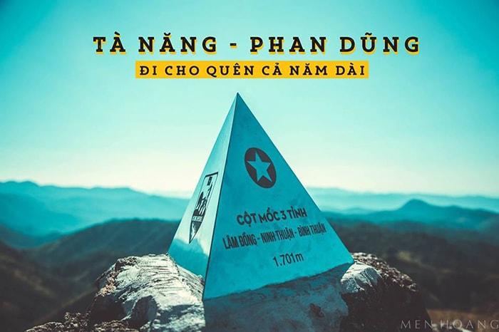 Đỉnh chóp Tà Năng - Phan Dũng