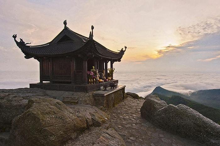Trekking núi Yên Tử