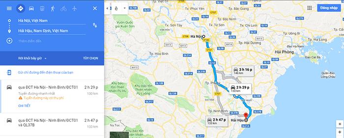 Cung phượt mới Hà Nội – Hải Hậu