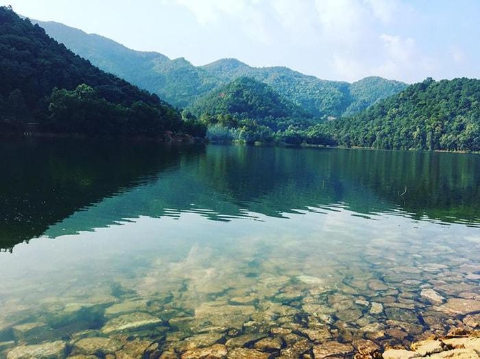 Hồ Hàm Lợn